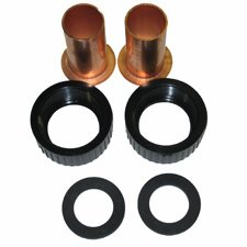 ADAPTER TUBE KIT COPPER 1 ""