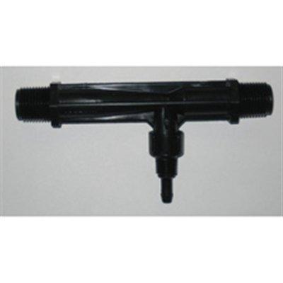 Air Injector 1 2 Mnpt 2 1 Gpm Kynar Mazzei