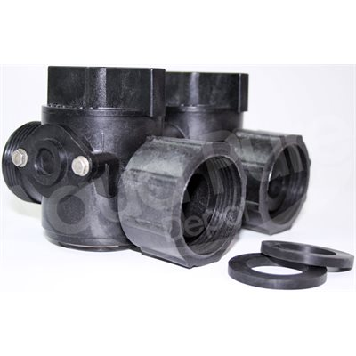 By Pass Pvc For Erie 568 2401 2001 Valves