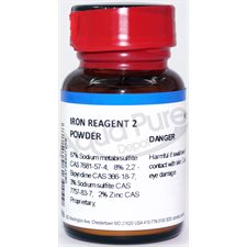 LAMOTTE IRON REAGENT # 2 POWDER 30GM