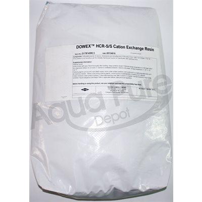 Resin Cation Standard Mesh Softening Dowex