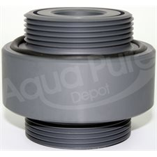 ADAPTER UNION 2-1 / 2-8 X 2-1 / 2-8 PVC