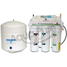 REVERSE OSMOSIS 5 STAGE 80 GPD WITH LEAK STOP NSF 58 LISTED