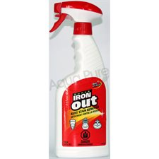 SUPER IRON OUT - LIQUID INSTANT RUST OUT - 16 OZ